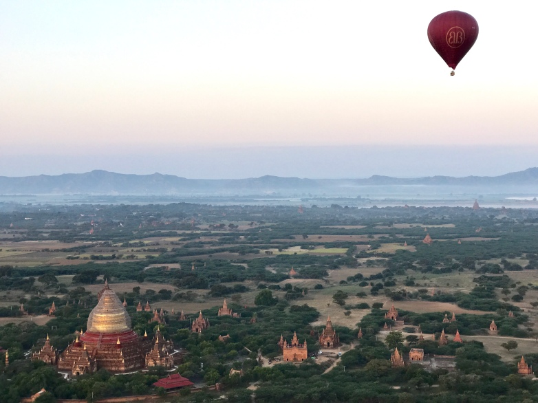 Bagan temple zone - Dhammayazika Pagoda