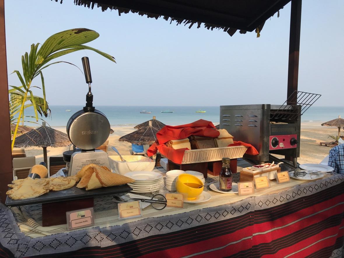 Amata Resort and Spa Ngapali Beach