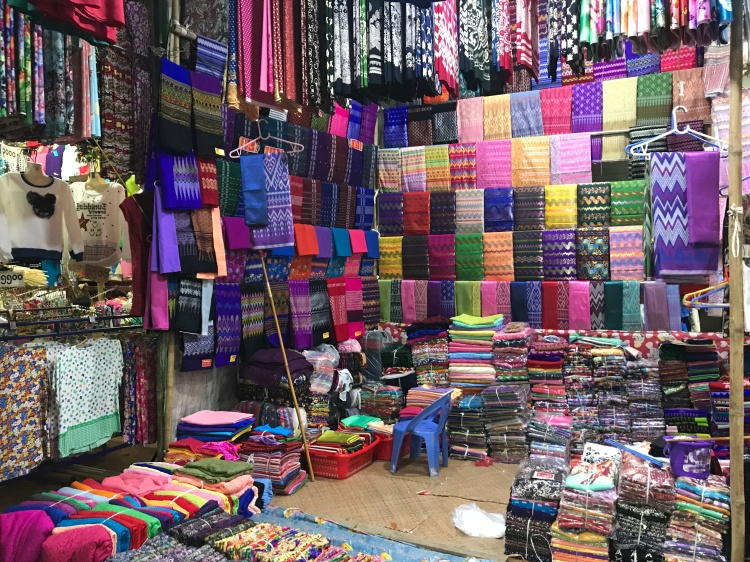 Ananda Festival market